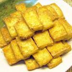 椒盐豆腐糕