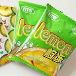 华通柠檬 柠檬冻片 富含VC 独立简装2片4克 配糖包