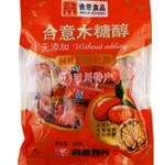 合意印象木糖醇核桃红枣软糖380克