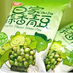 白家蒜香青豆散装称重150克