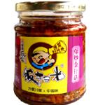 高福记下饭菜 饭扫光爆炒金针菇280克瓶装