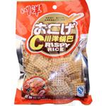 川洋锅巴川辣烧烤味70克 遵循古方粗粮精制