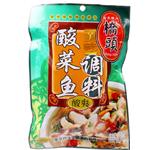 桥头酸菜鱼调料300克 重庆特产 中华老字号