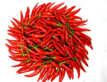 年轻朋友们吃辣椒不上火的四大妙招
